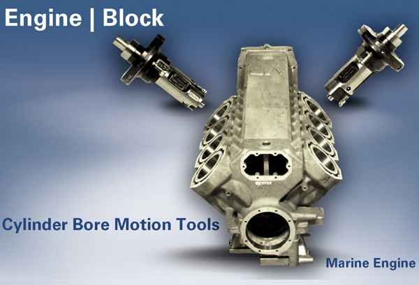 Engine Block Tooling | JPT Indexable Tooling Part Processing