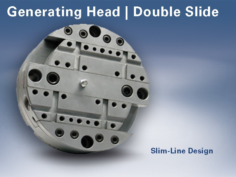 Double Slide Generating Head